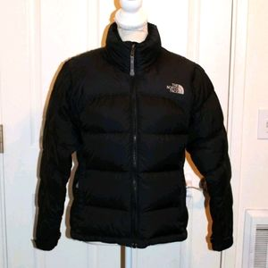 The North Face Puffer Down Jacket 700 Women Small